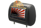 Rosen Headrest DVD Rear Entertainment System