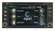 Opel In-dash DVD Navigation