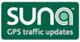 Suna GPS Traffic Updates