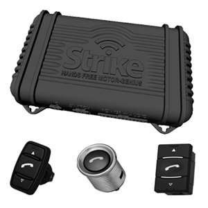 Strike iK-1 Bluetooth Handsfree Car Kit