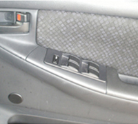 Toyota Corolla 2005 Power Window Conversion
