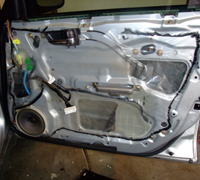 Power Window Repairs - Sydney - Subaru
